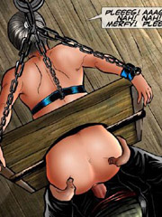 Awesome pics about the best bdsm master madame la bondage and her violent deeds